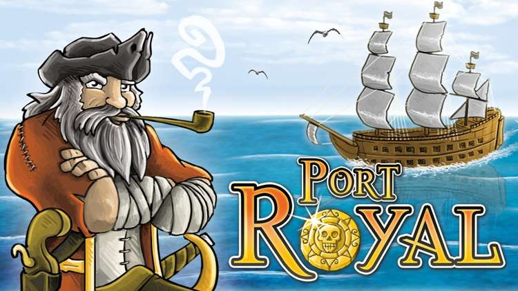 Port Royal - joc de societate