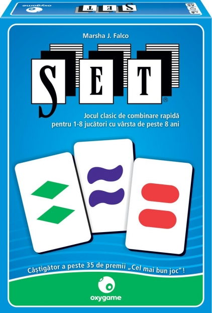 SET - joc de societate