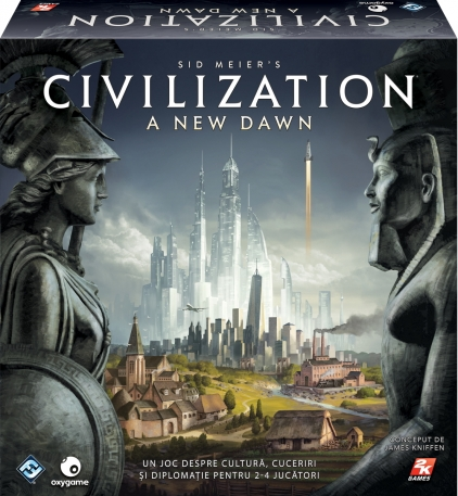 Sid Meier's Civilization: A New Dawn - joc de societate